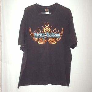 Harley-Davidson Motorcycles Lynchburg, Va. T-shirt